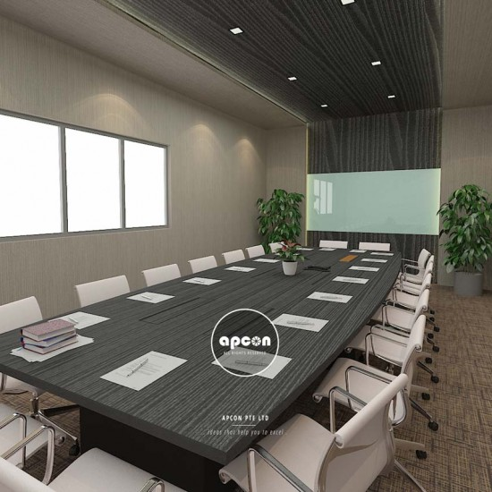 Office Interior Design and Renovation Singapore - Conference Room Interior Design 7