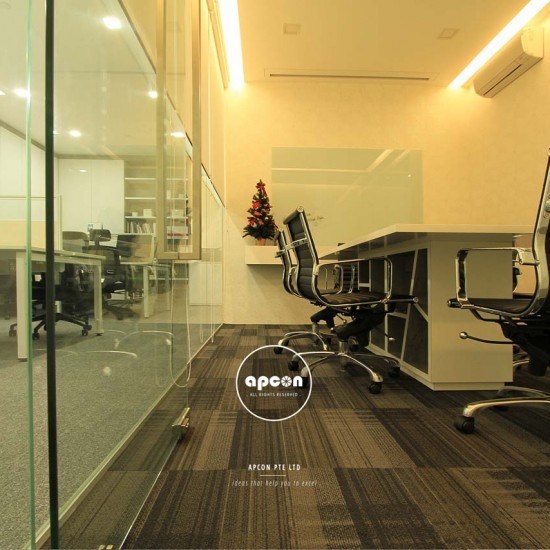 Office Interior Design and Renovation Singapore - OXL Interior - Interior Design - Offce Interior 2