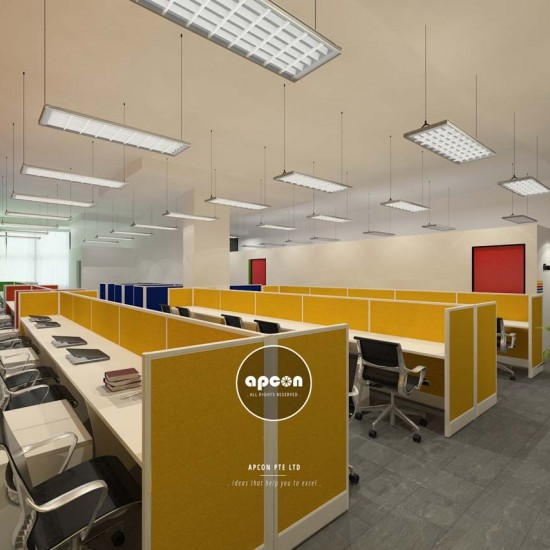 Office Interior Design and Renovation Singapore - OXL Interior - General Office 1