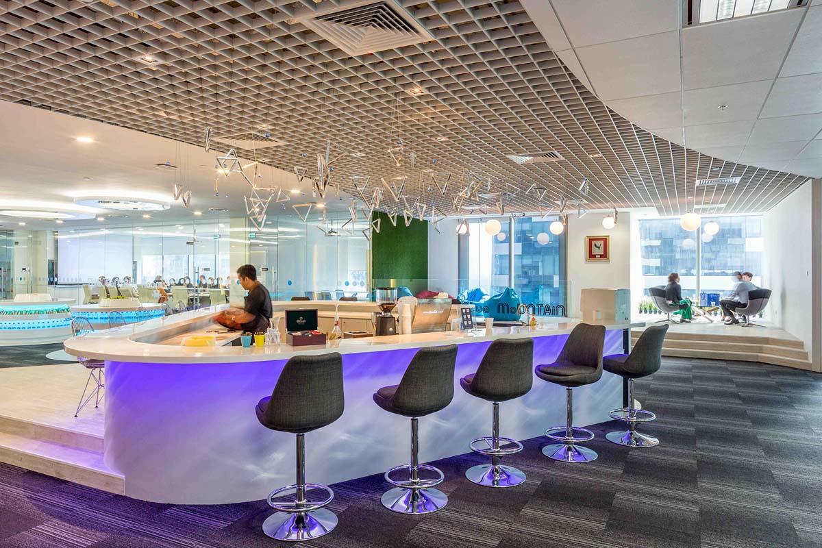 Interior Designer For Office Singapore. commercial and office interior design. a tour of airbnb ...